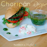 World Cup Fever: Choripán Recipe