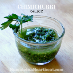 How to Make Authentic Argentinian Chimichurri Sauce
