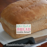 Cost Comparison: Breads