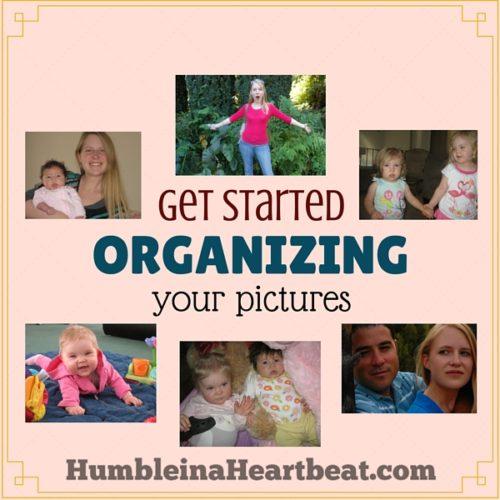 Basic Photo Organization: Monthly Folders