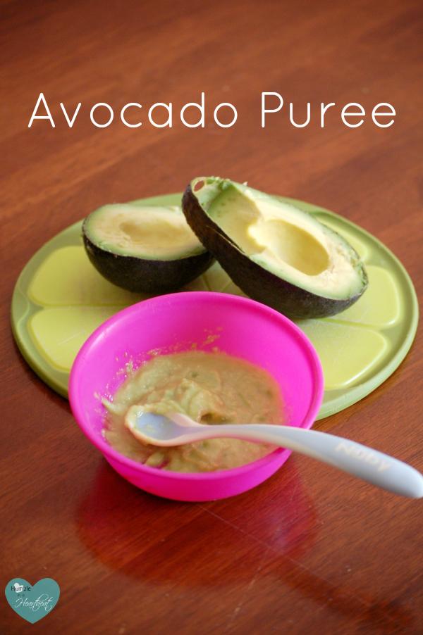 Avocado Puree