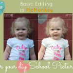 How to Edit Your School Pictures in PicMonkey