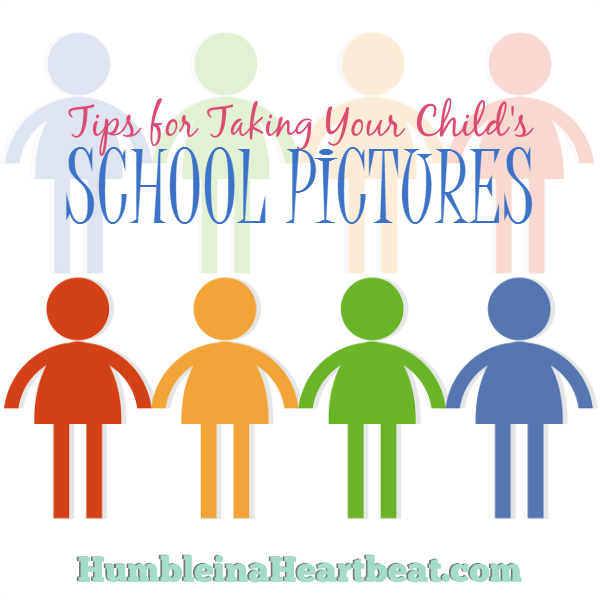 Taking your child's school pictures might be a better option than buying them. Here are several tips for taking your own so that you get the best possible pictures!
