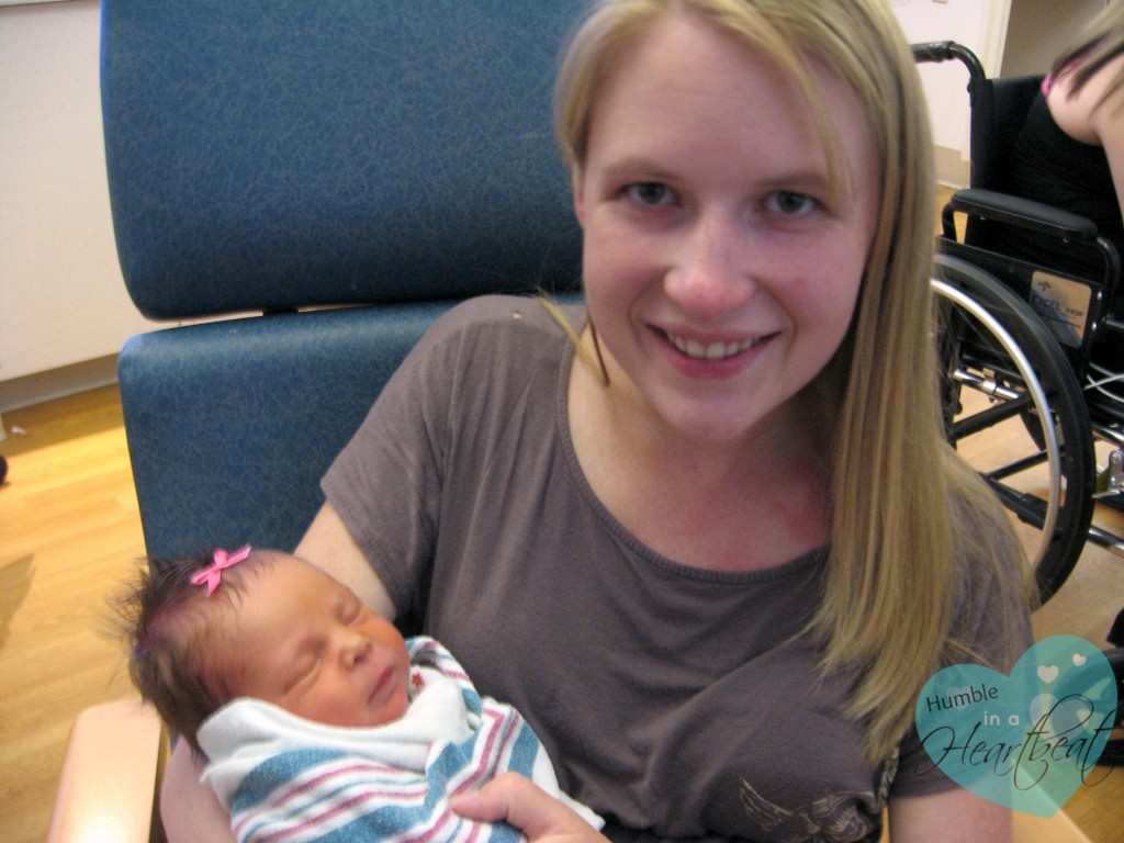 What I Learned as a First-Time Mom While My Baby Was in the NICU