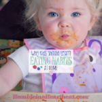 Kids and Food: Great Eating Habits Start With YOU