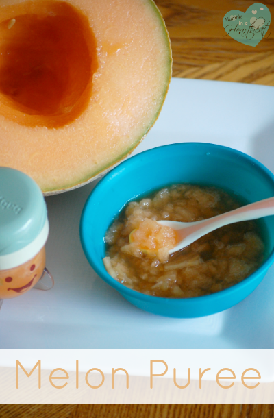 This homemade baby food feeding schedule helps you decide what foods to introduce to your baby every 4 days. There's very little time investment and it's way cheaper than store-bought baby food!