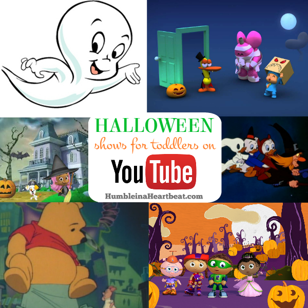 26 Awesome Halloween-Themed YouTube Shows for Toddlers and ...