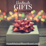 36+ Affordable Handmade Gift Ideas for Young Children