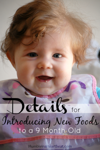 Introducing new foods to your baby is important. Follow this schedule, breaking down cost and time to make each puree, and all you have to do is make the food!
