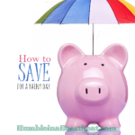 The Easiest Way to Save for a Rainy Day