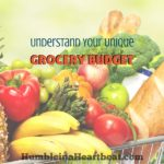 6 Steps to Determine Your Family's Unique Grocery Budget