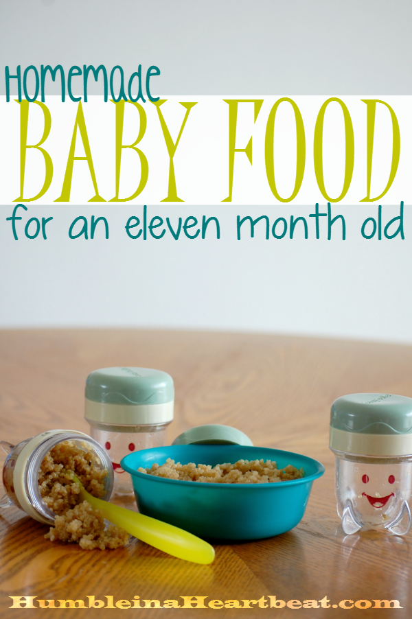 You will be so impressed with all the food your baby eats if you follow a feeding schedule from the moment he begins eating solids. Get the lowdown on foods to introduce to your 11 month old, as well as costs and preparation time of these foods.