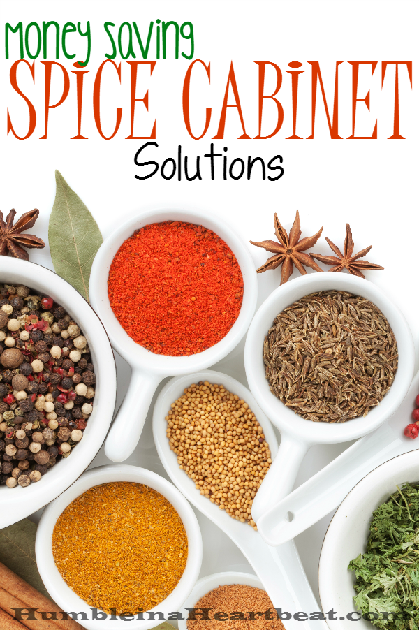 Having a cabinet full of spices can be expensive, especially if you don't use them all the time. Get the most out of your spices and save more money with these clever ideas.