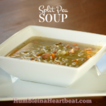Scrumptious Split Pea Soup Recipe