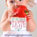 Kids and Food: Taste Everything