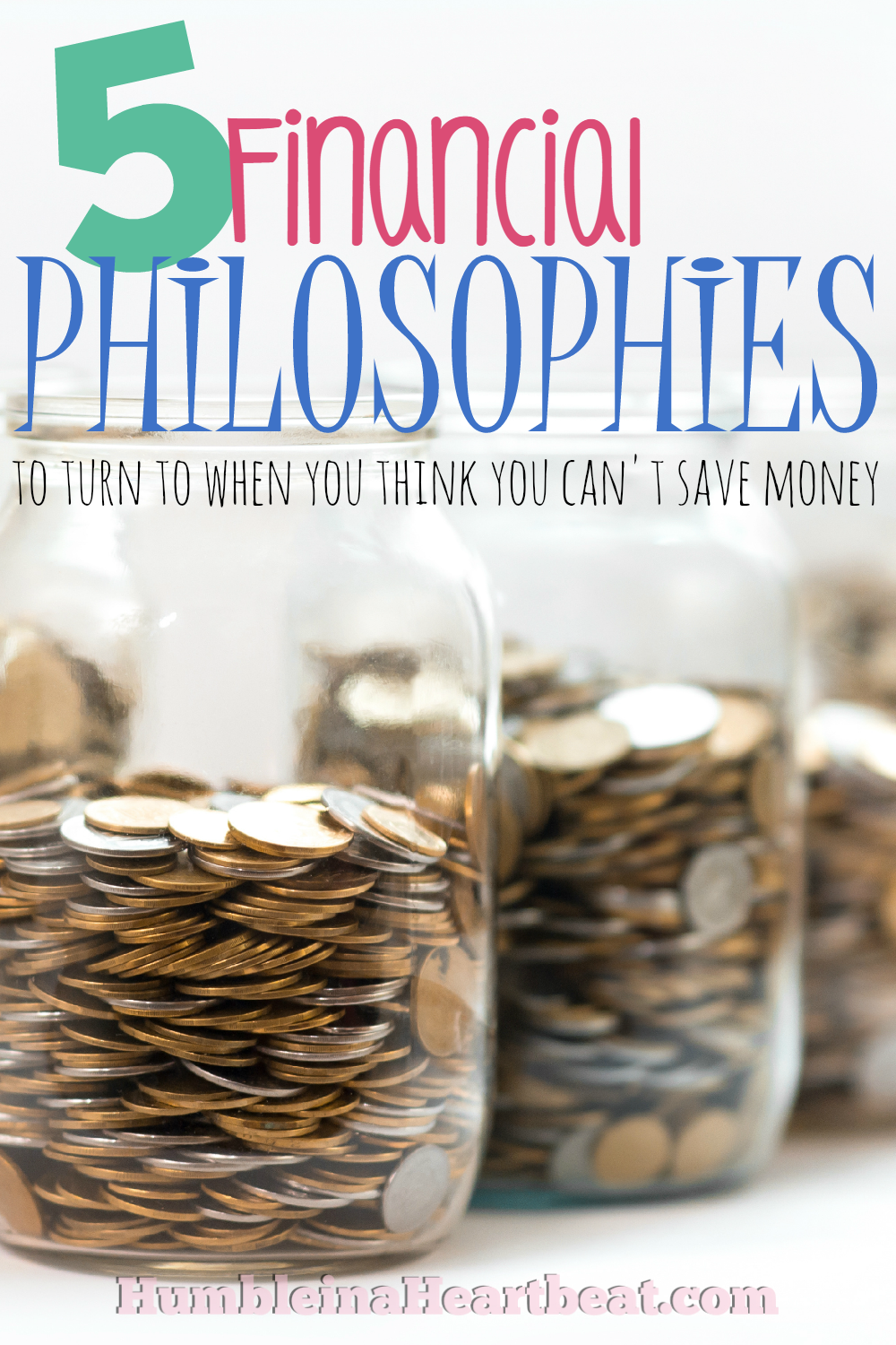 Saving money comes easier to some people, but probably because they have adopted a few of these financial philosophies to help them save more. Are you willing to change so you can put more away?