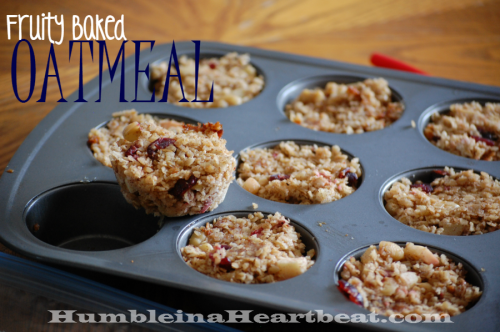 Boring oatmeal got your toddler's tongue? Add some fruit and change it up! These recipes are sure to excite your kids about breakfast!