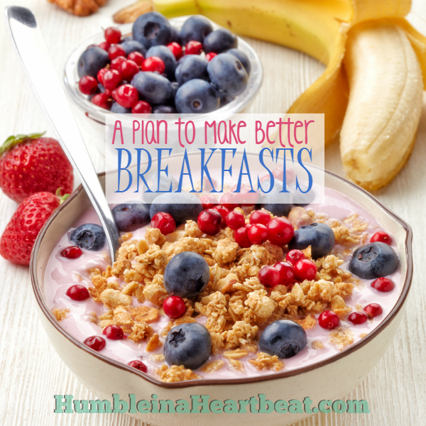 A Plan to Give My Family Better Breakfasts