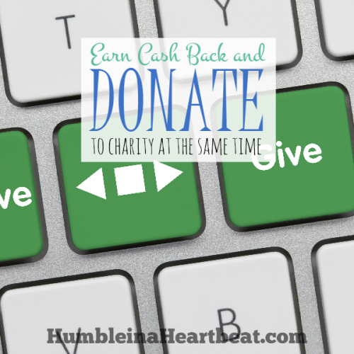 Giving Assistant: Cash Back That Helps You Give Back