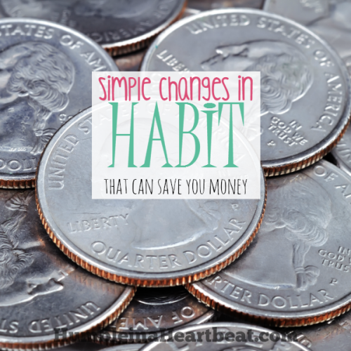Two Incomes to One: Simple Habit Changes That Will Save You Money