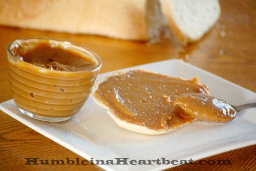 It only takes one ingredient to make this delicious caramel spread called Dulce de Leche. You can enjoy it on ice cream, bread, cookies, and more!