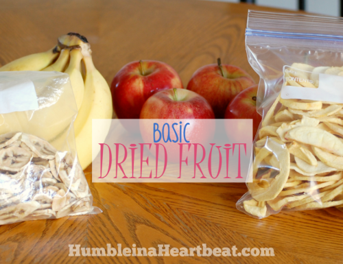 Basic Dried Fruit