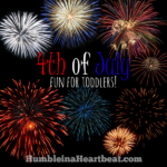 Fourth of July Fun for Toddlers