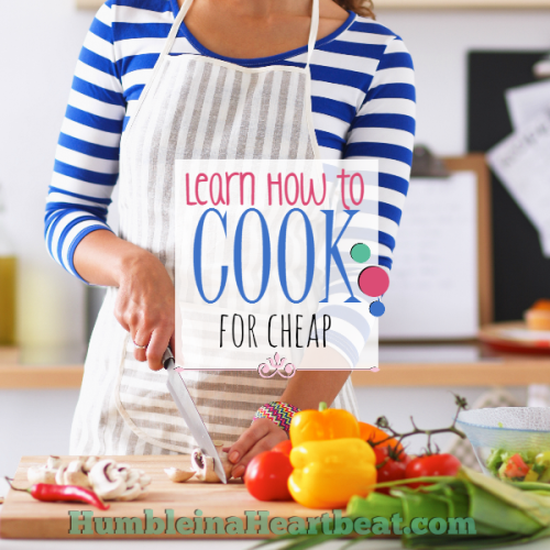 Learn to Cook for Less than $200 (or Free!)