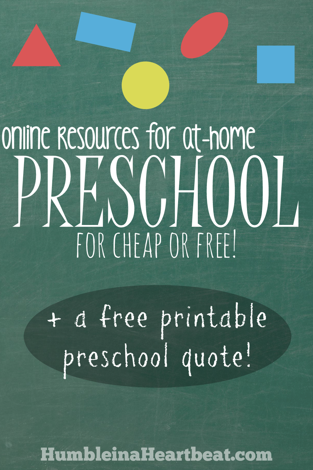 Looking for low-cost alternatives to sending your child to preschool? If you want to teach your child at home this school year, here are some fabulous online resources to get you started.