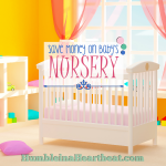 10 Fantastic Ideas for Saving on Nursery Decor Costs