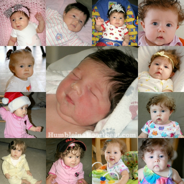 Bella's 1st Year