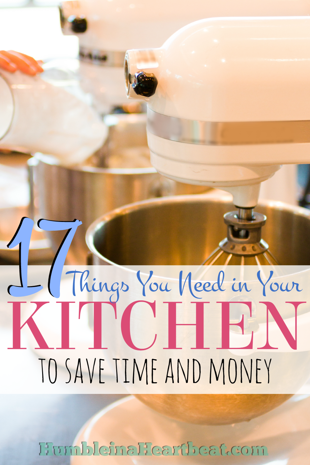 What if you didn't have to spend all day in the kitchen cooking? Would you stop getting takeout and buying packaged foods from the grocery store? Check out these kitchen appliances and tools that will help you save both time and money as you cook more and more at home.