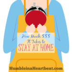 Two Incomes to One: How Much Money Does It Really Take to Be a Stay-at-Home Mom?