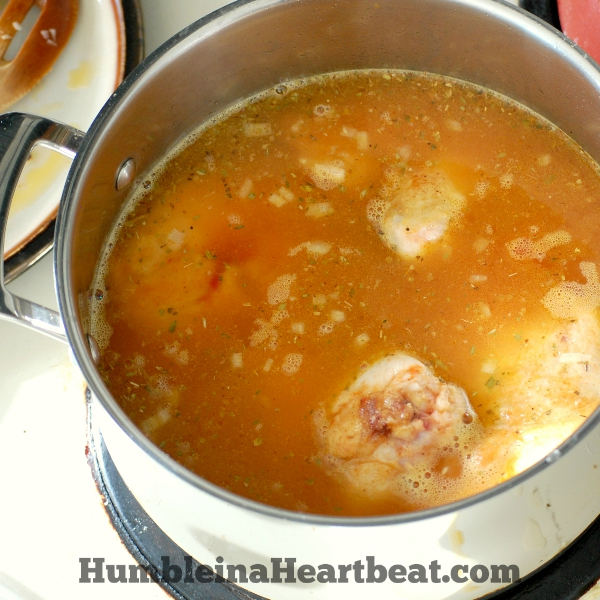 Are you making the most of your chicken? This step-by-step tutorial can help you make 9 meals from two whole chickens! And you won't feel deprived!