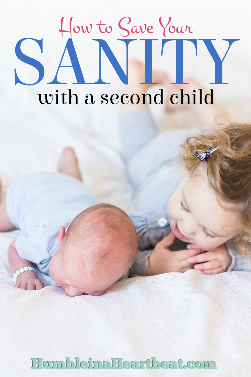 Before you bring baby #2 home from the hospital, it would be wise to do this one thing that will save your sanity as a mom. Put it at the top of your list!