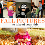 Must-Take Pictures of Your Kids This Fall