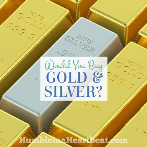 Why You Should Consider Buying Gold and Silver Through GolVerCard