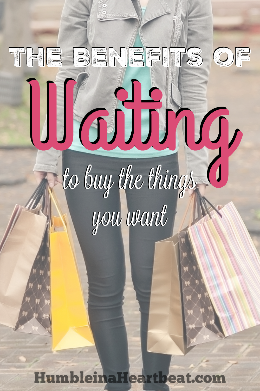 Delayed gratification actually has some wonderful benefits. The next time you want to buy something, try waiting for some time before getting it. You might be surprised how much willpower you have!