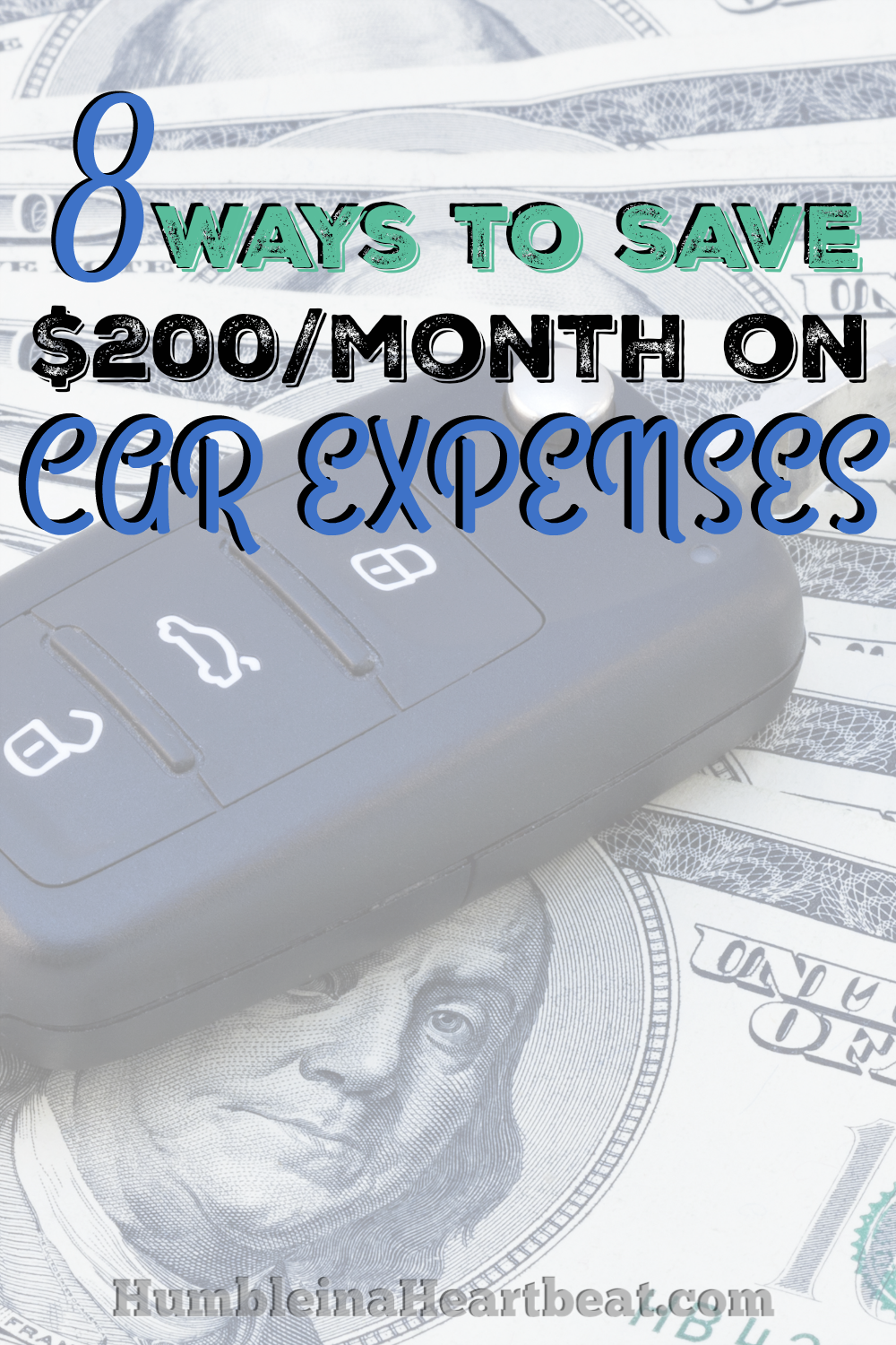 Auto expenses can get way out of hand if you're not careful. When you are conscious of all the ways you can save on your car, you will find that it's not so hard after all!