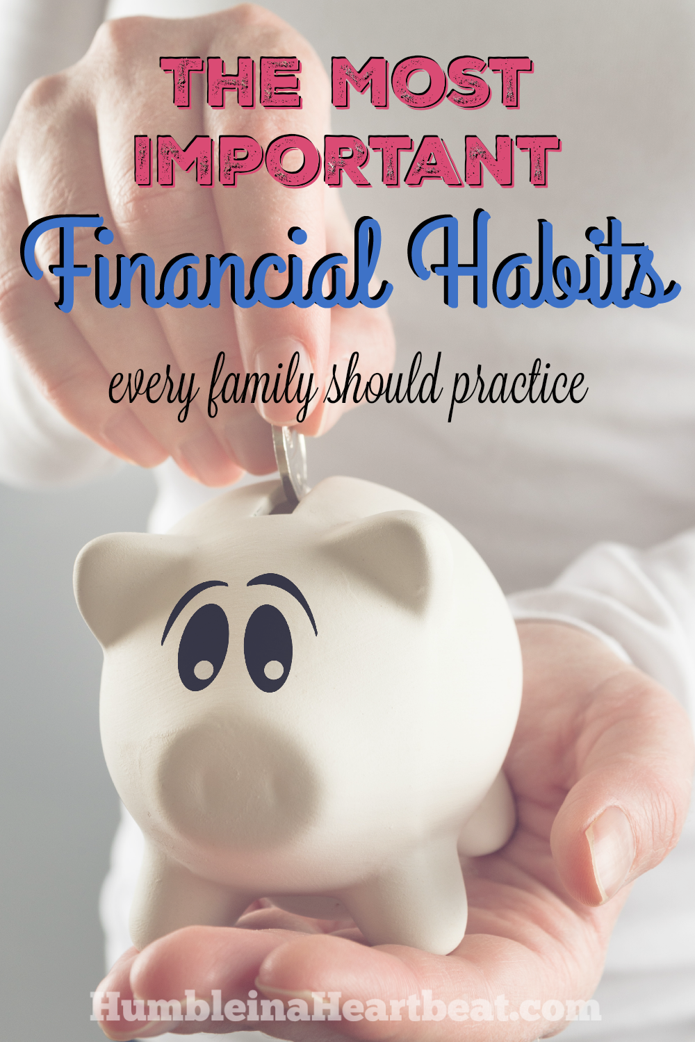 Your financial habits, good and bad, determine the outcome of your financial picture. These financial habits are especially important for families to practice so they are making the most of all their resources.