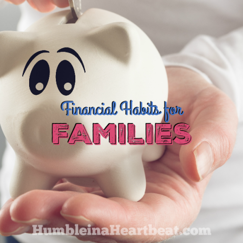 Financial Habits Every Family Should Practice
