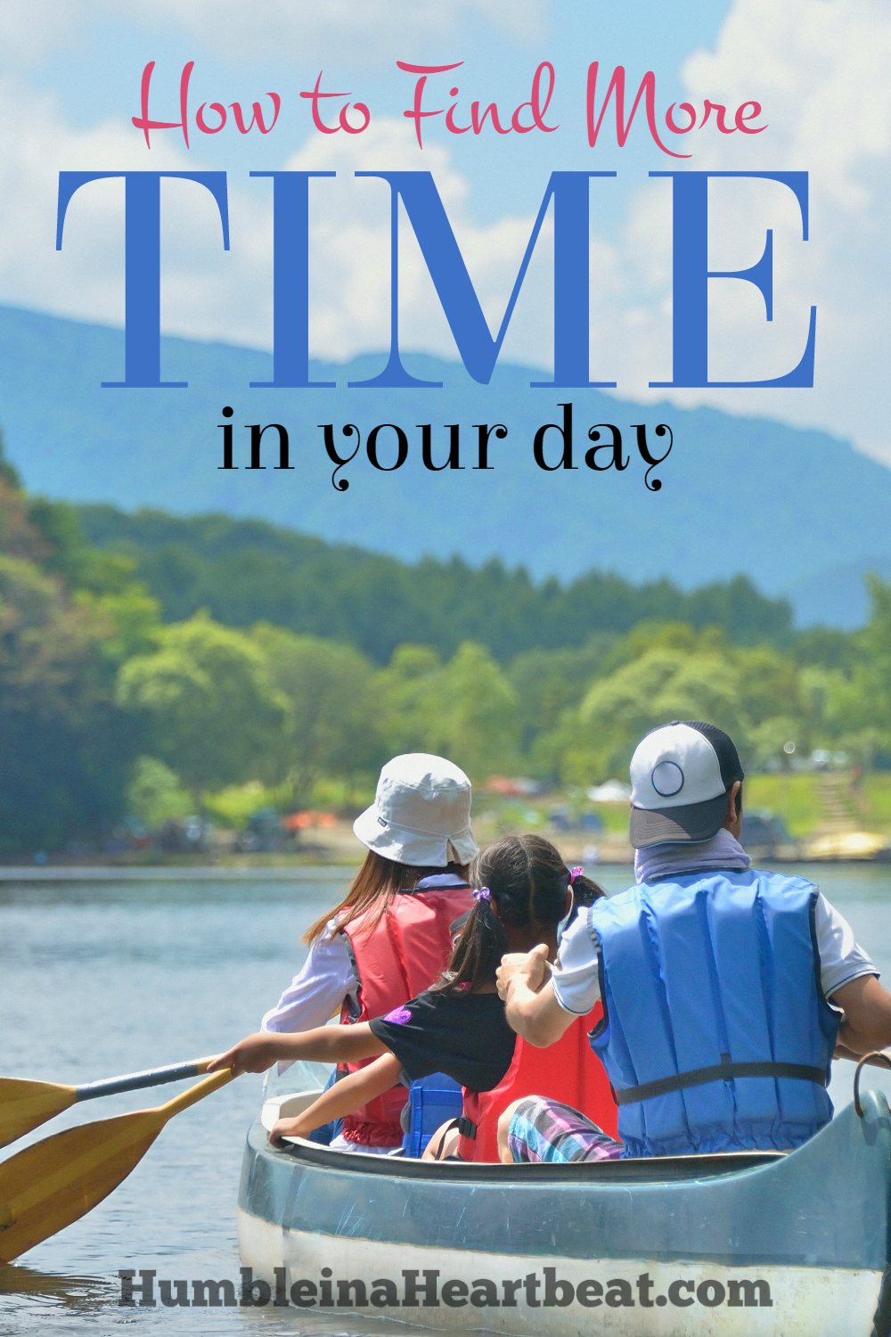 Do you often complain about how little time you have to do the things that really matter? Finding more time in your day can be a huge game-changer, and here's how you can do that.