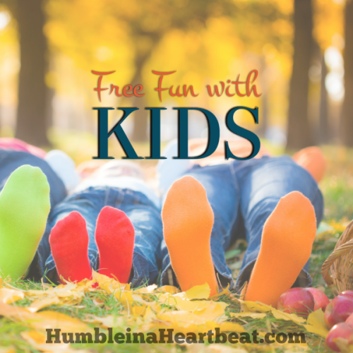 35+ Ideas for FREE Activities to Do with Kids