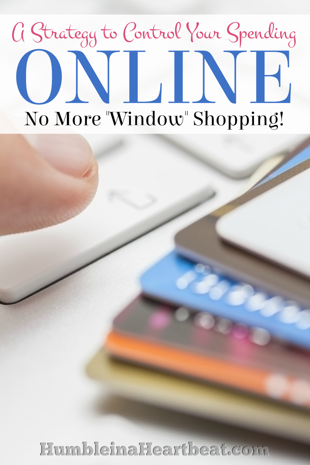 The habit of online shopping can snatch the best of us. Don't let it get you! Be aware of your online browsing and cut it out of your life if you're spending too much.
