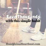 One Habit That Can Save You Thousands in the Future