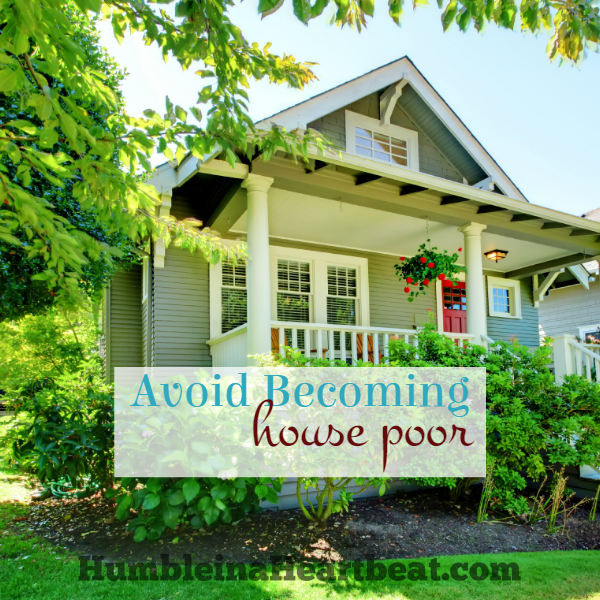 Poor Apartments: How To Avoid Becoming House Poor