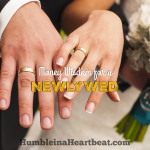 5 Pieces of Financial Wisdom I Would Tell My Newlywed Self