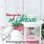 3 Ways to Make the Holidays More Relaxing