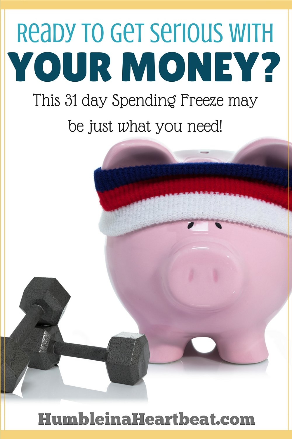 Whether you need to save more money, get out of debt, or spend less, this spending freeze challenge is a great way to whip your finances into shape!