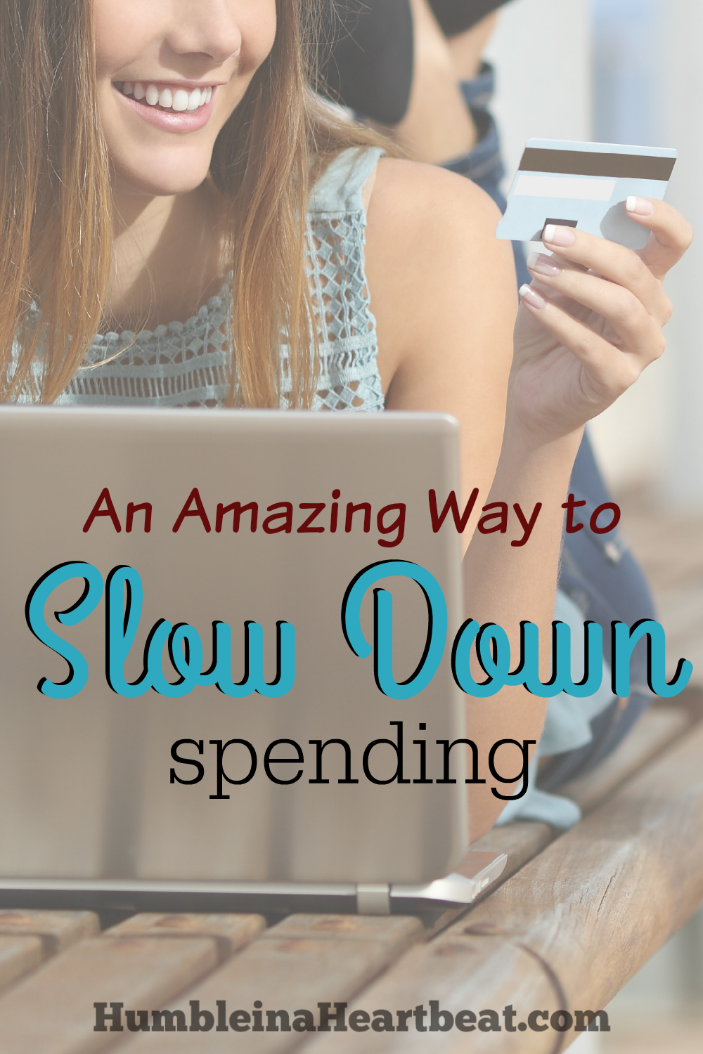 It's too easy to get into a mindset to spend, spend, spend, without even thinking twice. But if you're a little tired of all the stuff you have, and you want to scale back on your spending, maybe this little trick will work for you...